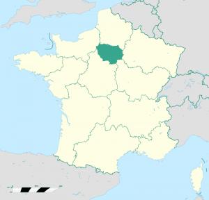 Impôts locaux région Île-de-France