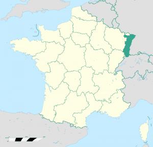 Impôts locaux région Alsace