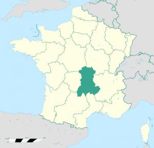 Impôts locaux région Auvergne