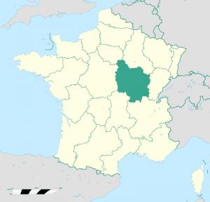 Impôts locaux région Bourgogne