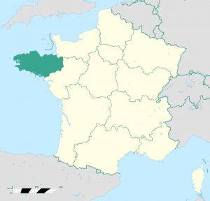Impôts locaux région Bretagne
