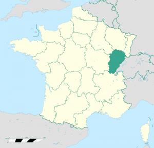 Impôts locaux région Franche-Comté