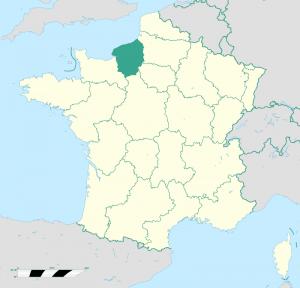 Impôts locaux région Haute-Normandie