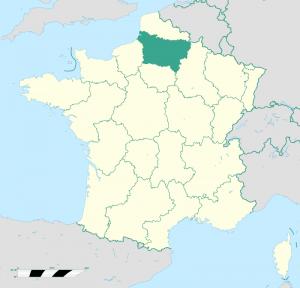 Impôts locaux région Picardie