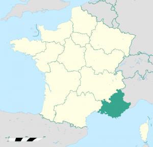 Impôts locaux région Provence-Alpes-Côte d'Azur