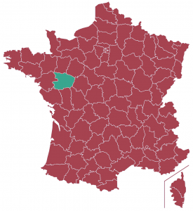 Impôts locaux département Maine-et-Loire