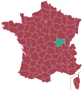 Impôts locaux département Saône-et-Loire