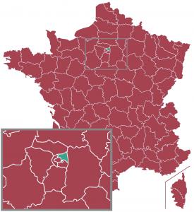 Impôts locaux département Seine-Saint-Denis