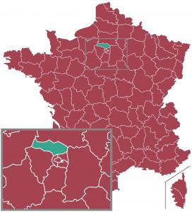 Impôts locaux département Val-d'Oise