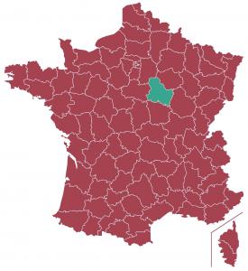 Impôts locaux département Yonne